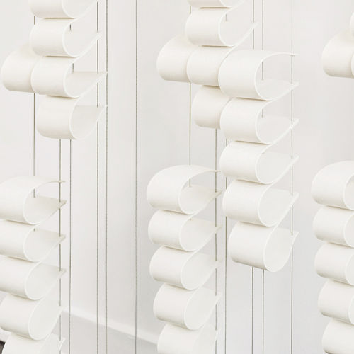 pannello acustico a muro / per interni / in tessuto / in lana