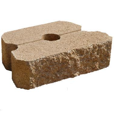 blocco in pietra per muro portante