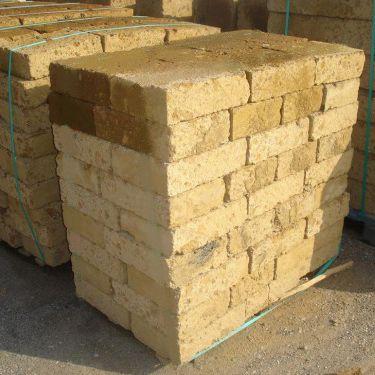 blocco in pietra per muro