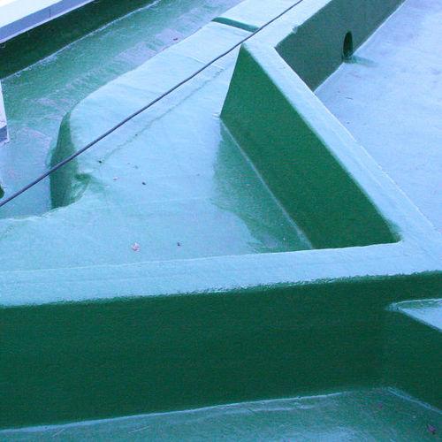 vernice di protezione / per calcestruzzo / opaca / lavabile