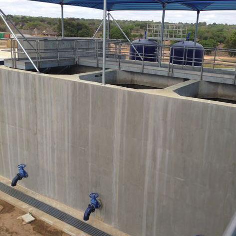 intonaco di protezione / per muro / per calcestruzzo / polimerico