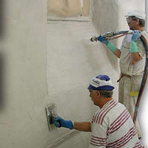 malta di protezione / per calcestruzzo / per muratura