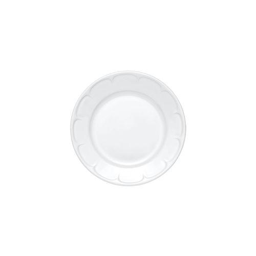 piatto piatto / tondo / in porcellana / a motivi