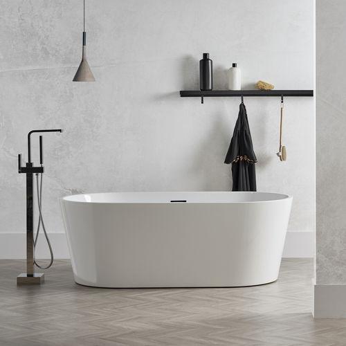 vasca da bagno ovale - Riluxa