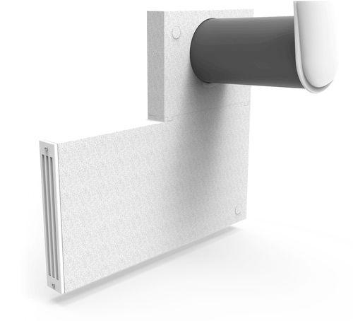 unità di ventilazione decentralizzato