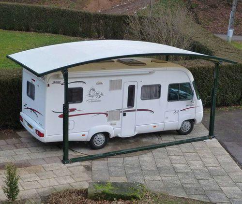 camper in legno