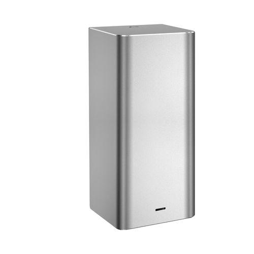 distributore di sapone contract / da parete / in alluminio / elettronico