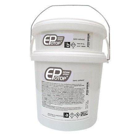 pavimento in cemento / in cemento cerato / in resina epossidica / in resina epossidica liquida