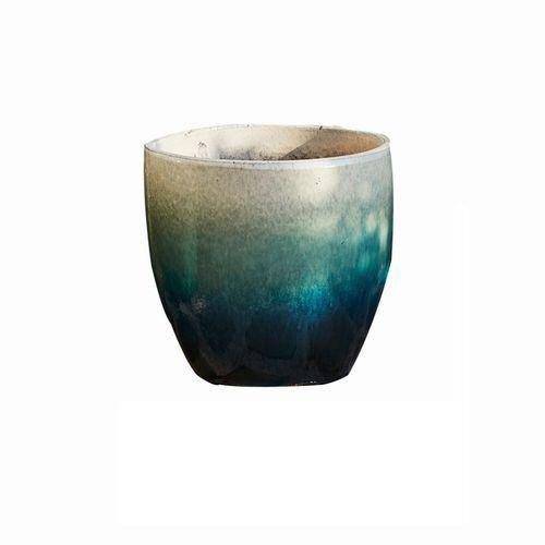 vaso da giardino in gres