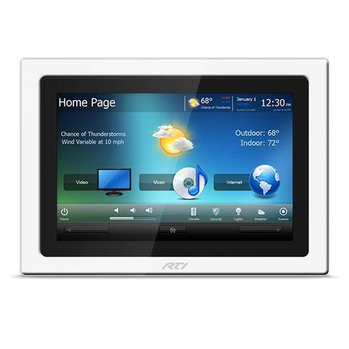 touch screen per sistema domotico multifunzione