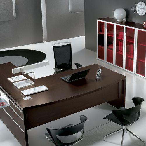 set scrivania e scaffale contract