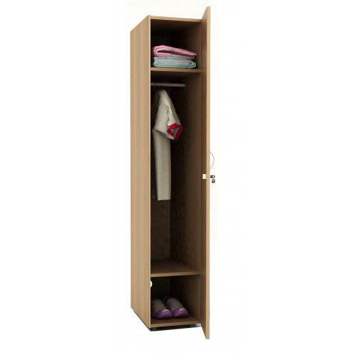 armadietto spogliatoio in legno / per edifici pubblici / per impianto sportivo / per ufficio
