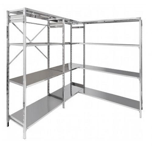 scaffalatura per negozio / di merci / standard / modulare