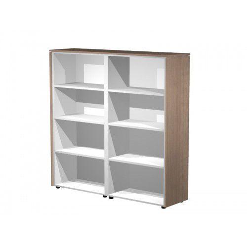 libreria alta / moderna / contract / in legno