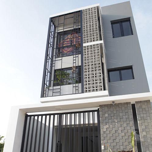 blocco di calcestruzzo semipieno - Viet Tiles Corporation