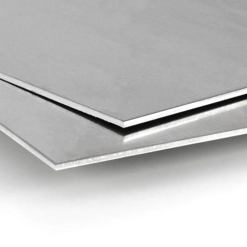 lamiera in alluminio
