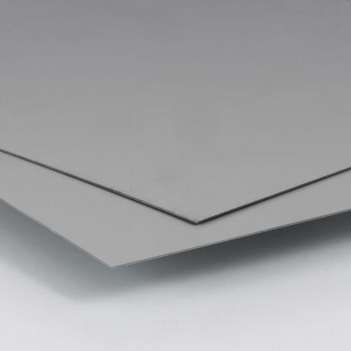 lamiera metallica piatta