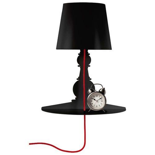lampada da comodino / moderna / in metallo / da interno