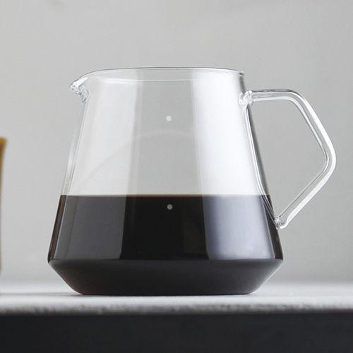 caraffa in vetro / contract / per uso domestico