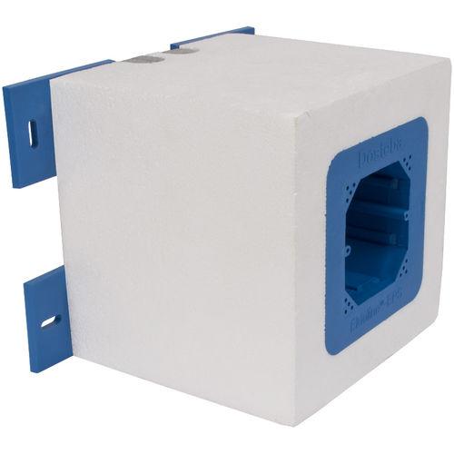 scatola per prese di corrente da parete