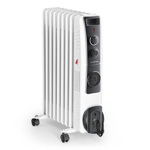 radiatore a bagno d'olio