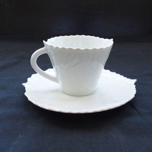 tazzina di caffè in porcellana di Limoges / per ristorante