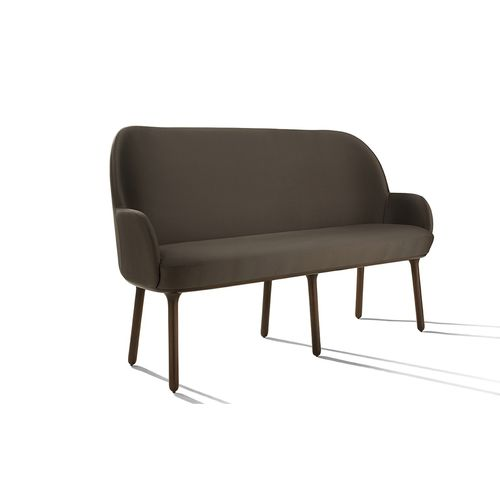 divanetto imbottito moderno