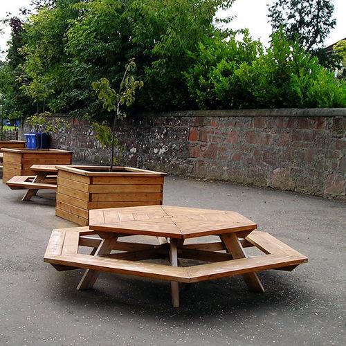 Set tavolo e panca moderno - SPT303 - LANGLEY DESIGN - in ...