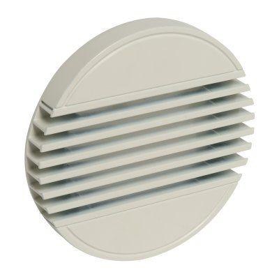 griglia di ventilazione alluminio