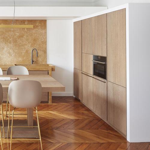 mobile alto per cucina moderno