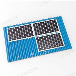 sistema di montaggio su tetto / per applicazioni fotovoltaiche