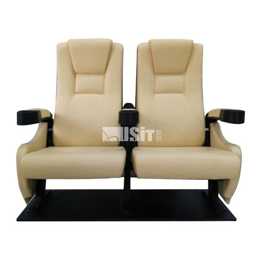 poltrona per cinema in acciaio - Usit Seating