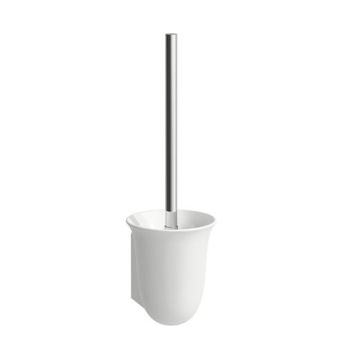 portascopino per WC in ceramica