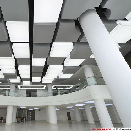 soffitto teso luminoso / 3D