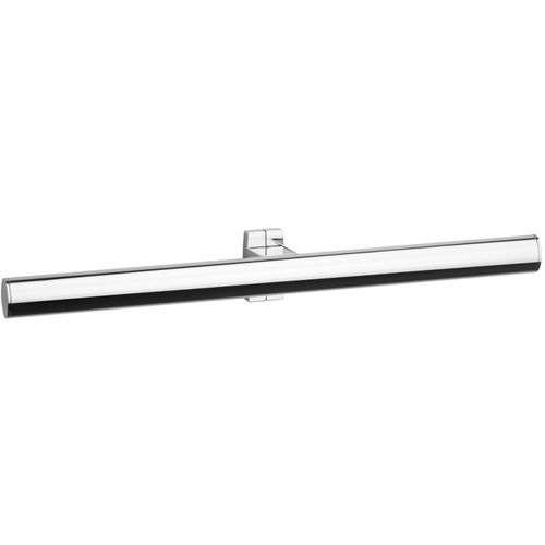 portasalviette a 2 barre / da parete / in alluminio