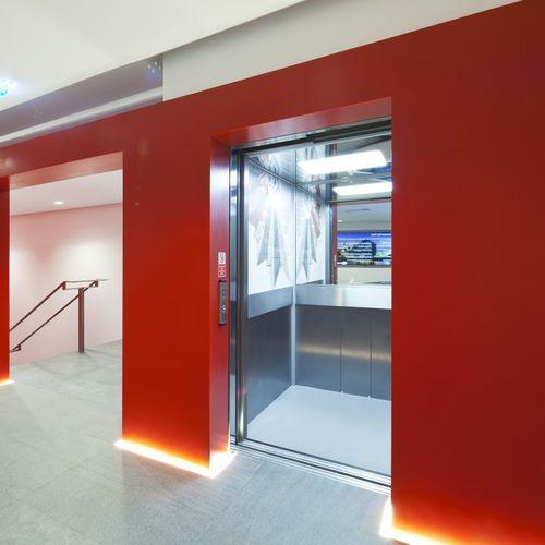 ascensore idraulico