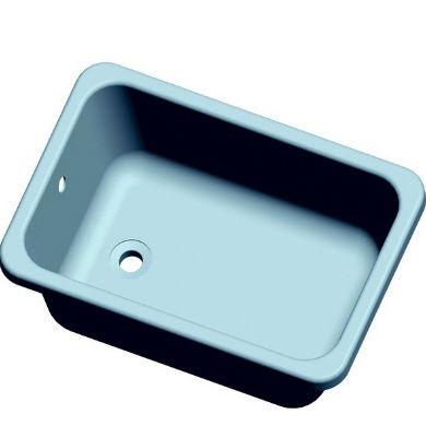 vasca da bagno in plastica