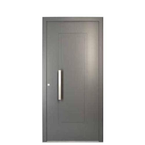 porta d'ingresso / battente / in alluminio / in PVC