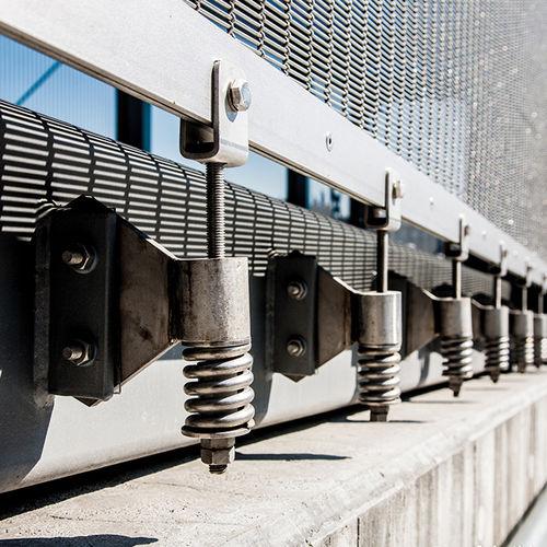 sistema di fissaggio in acciaio inox - HAVER & BOECKER OHG