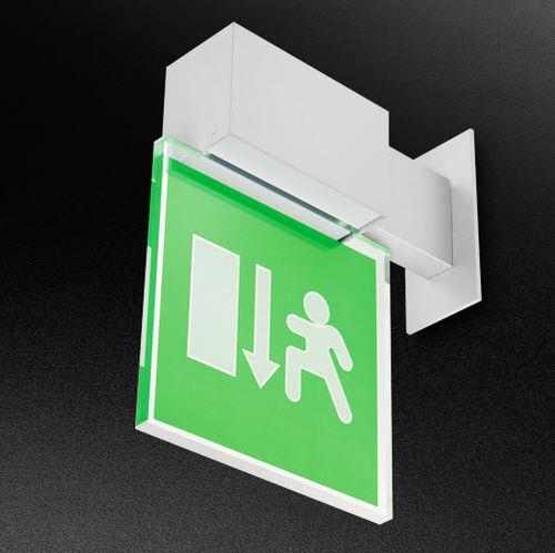 illuminazione di emergenza da soffitto / a muro / da incasso a soffitto / sospesa