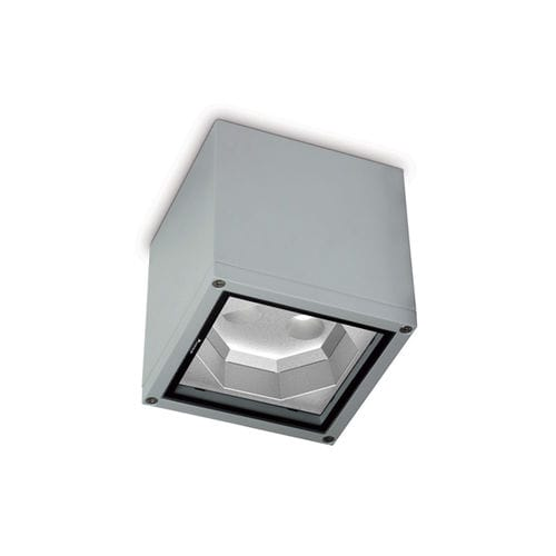 downlight sporgente / per esterni / LED / quadrato