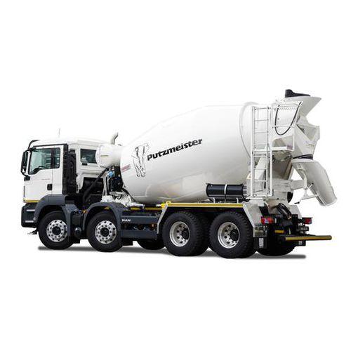camion betoniera per cemento