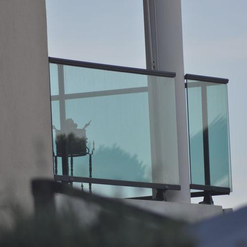 ringhiera in vetro