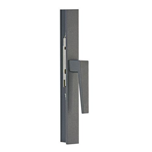 maniglia per porta / da finestra / per finestra ad anta ribalta / in alluminio