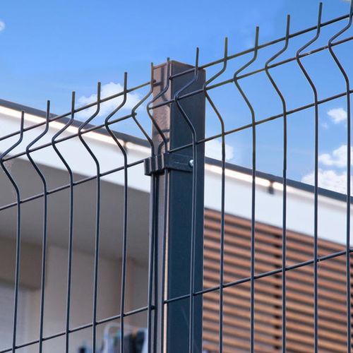 pilastro per recinzione