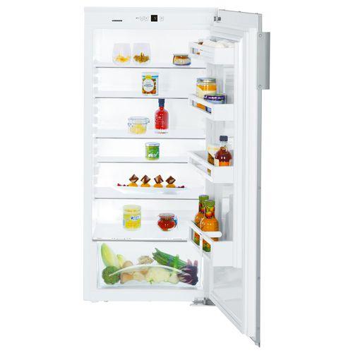 frigorifero per uso residenziale / ad armadio / bianco / da incasso