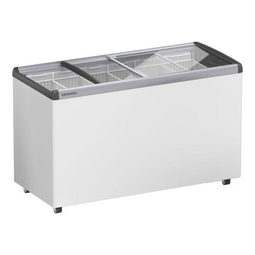 congelatore a pozzetto / professionale / vetrato