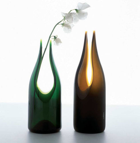 vaso design originale / in vetro