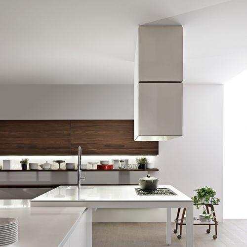 cappa da soffitto / con illuminazione integrata