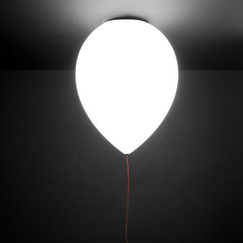 plafoniera moderna / in polietilene / LED / a lampada fluorescente